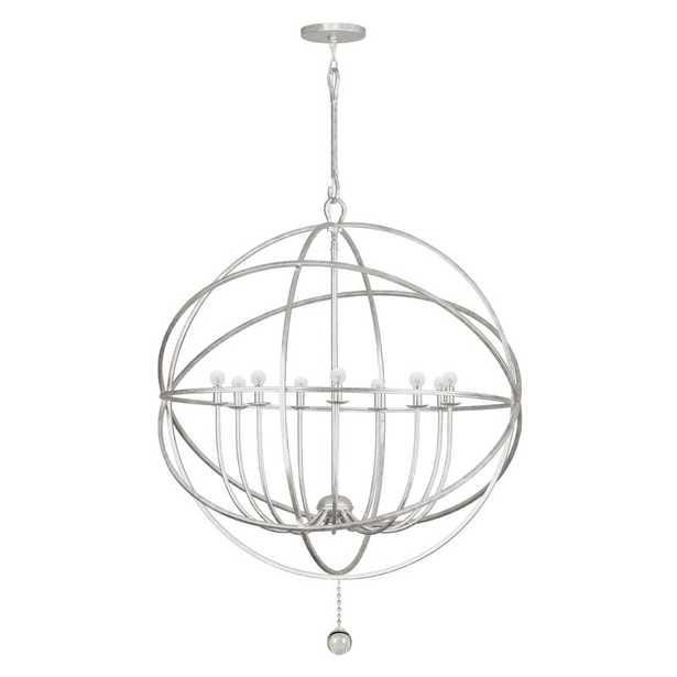 Gregoire 9-Light Globe Chandelier - Wayfair