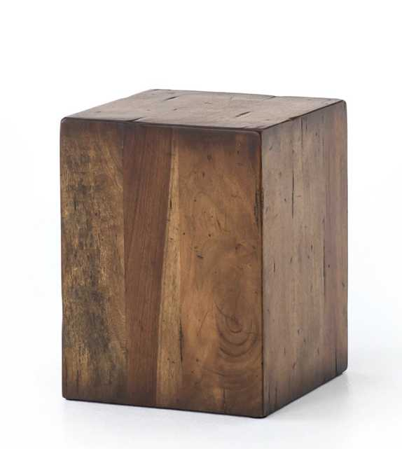 Duncan End Table in Various Colors - Burke Decor