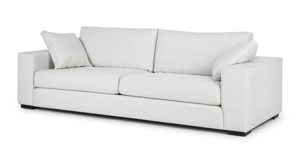 Sitka - Quartz White Sofa - Article