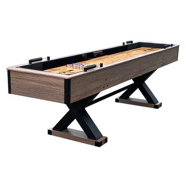 Excalibur 9' Shuffleboard Table - Wayfair