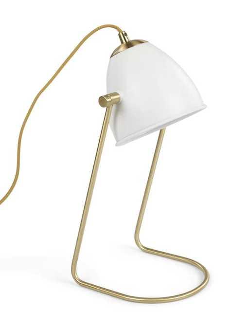 FILA white table lamp - Article