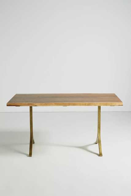 "Nemus Dining Table, 80"" - Anthropologie"