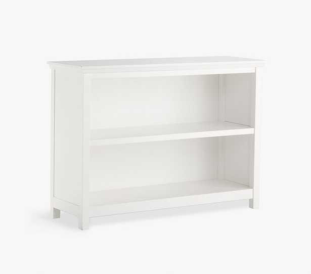 Cameron 2-Shelf Bookcase, Simply White - Pottery Barn Kids