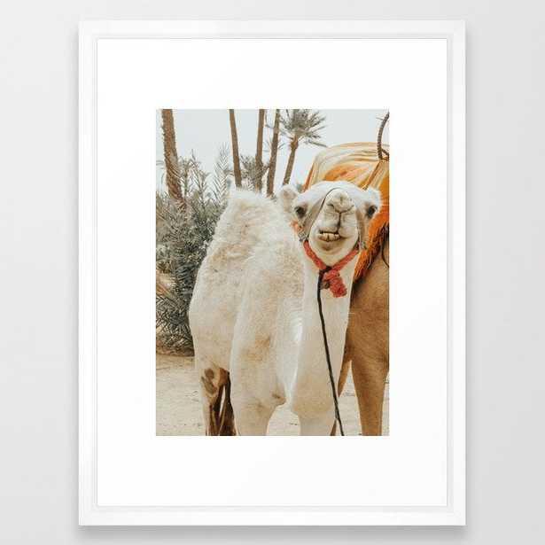 CURRENT MOOD Framed Art Print - Society6