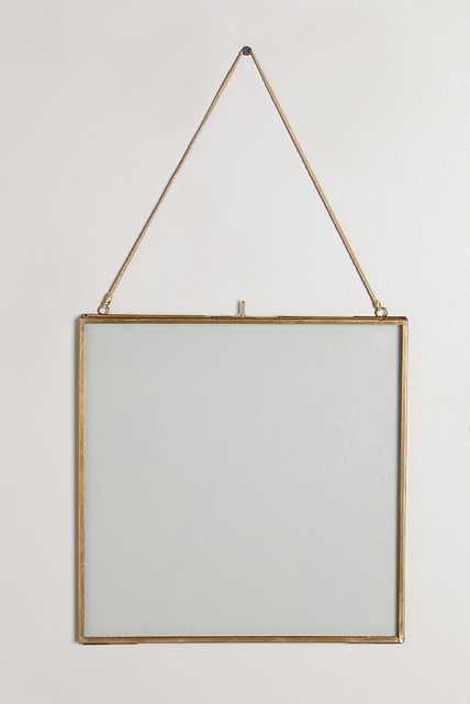 Viteri Hanging Frame, 12x12 - Anthropologie