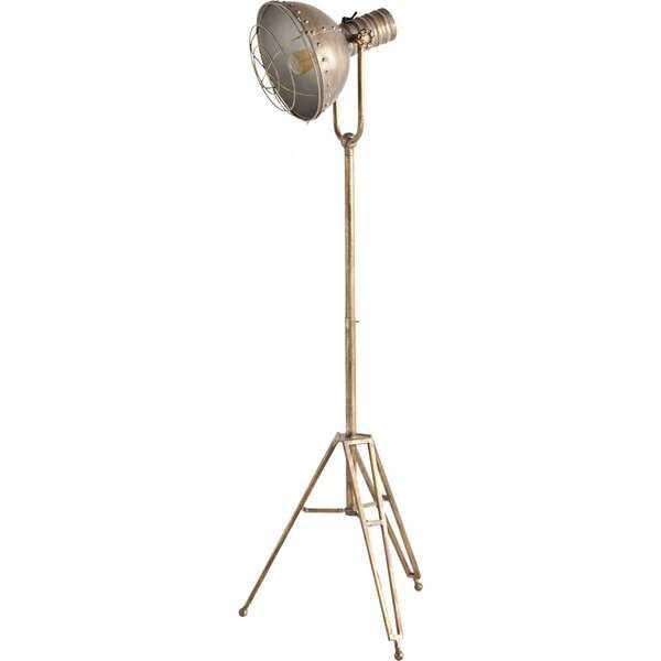 "Charlot 66"" Tripod Floor Lamp - Wayfair"