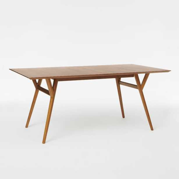 Mid-Century Expandable Dining Table - West Elm