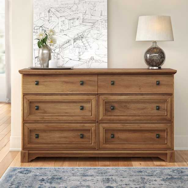 Orviston 6 Drawer Double Dresser - Wayfair