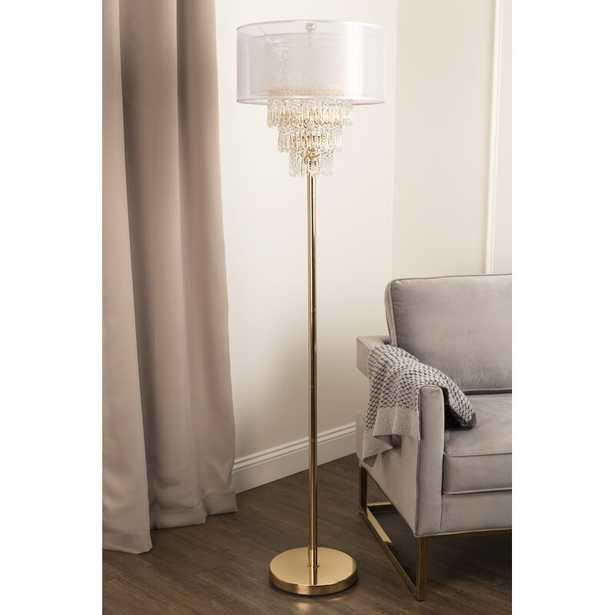 "Lagrone 67"" Floor Lamp - Wayfair"