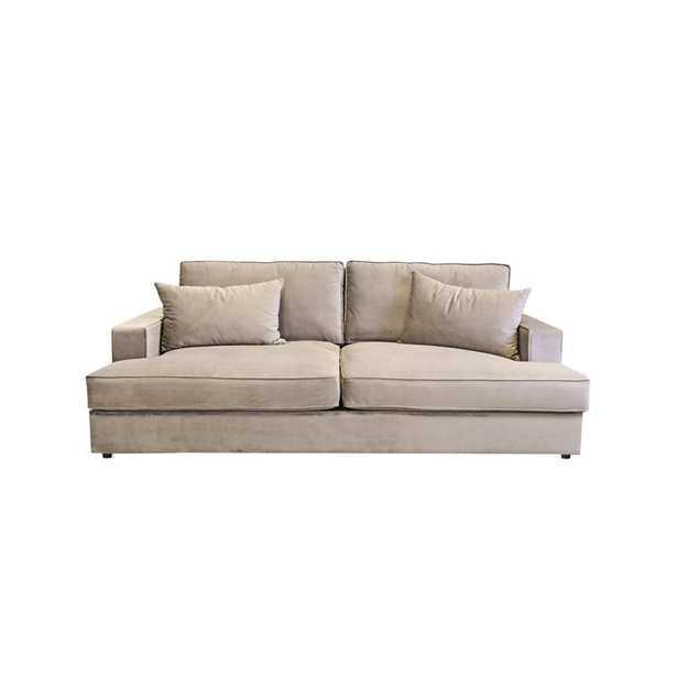 "Bailey 94"" Square Arm Sofa - Wayfair"