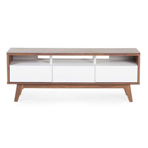 """Syracuse TV Stand for TVs up to 55"""" - Wayfair"""