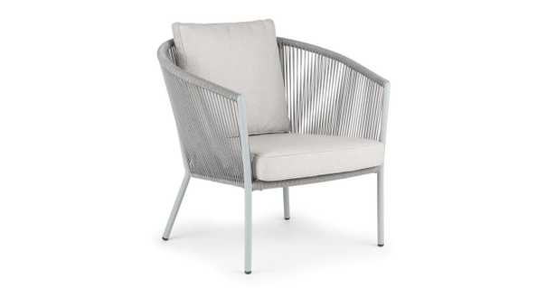 Corda Outdoor lounge chair beach sand - Article