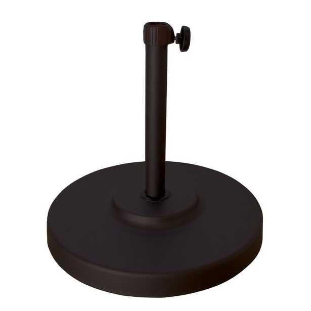 Moro Metal Standing Umbrella Base - Wayfair