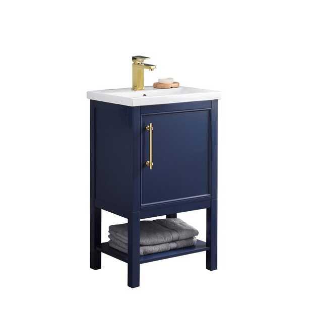 """Briaca 20"""" Single Bathroom Vanity - Wayfair"""