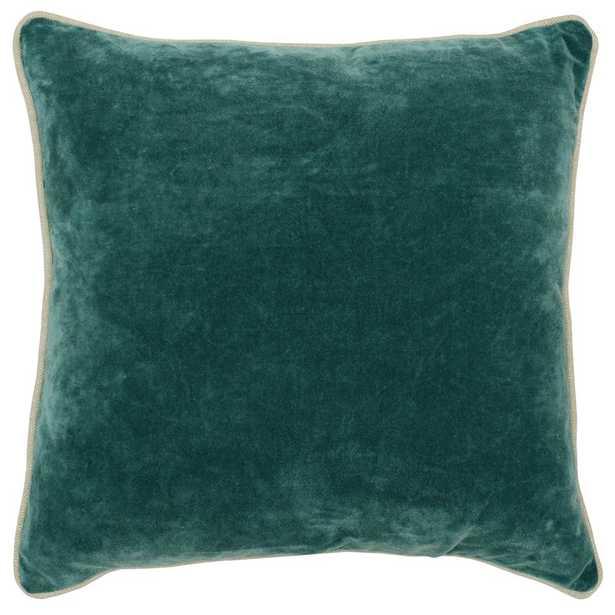 Vedika Cotton Throw Pillow with insert - Wayfair