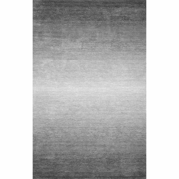 Tribeca Hand-Tufted Gray Area Rug - AllModern