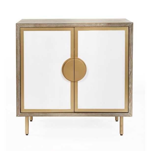 Caddell 2 Door Accent Cabinet - Wayfair
