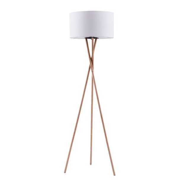 "Kennerson 61"" Tripod Floor Lamp - Wayfair"