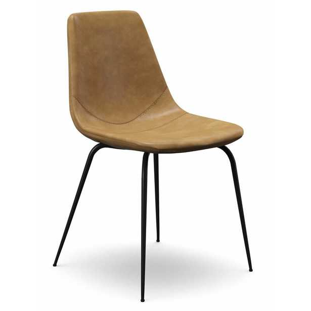 Braxton Upholstered Dining Chair, set of 2 - AllModern