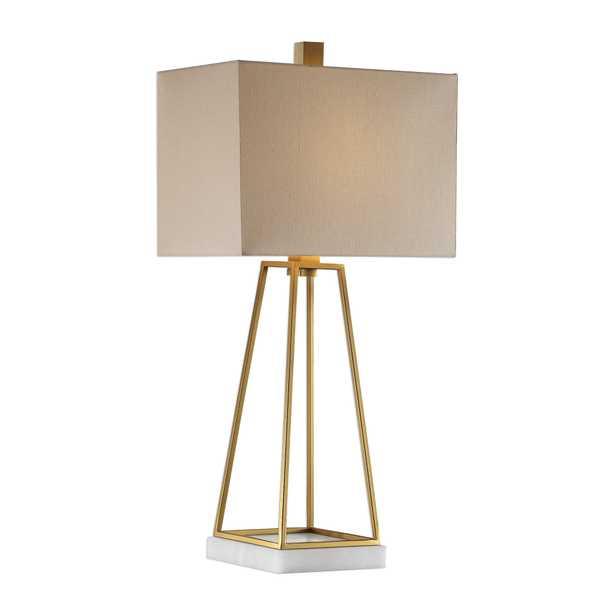 MACKEAN TABLE LAMP - Hudsonhill Foundry