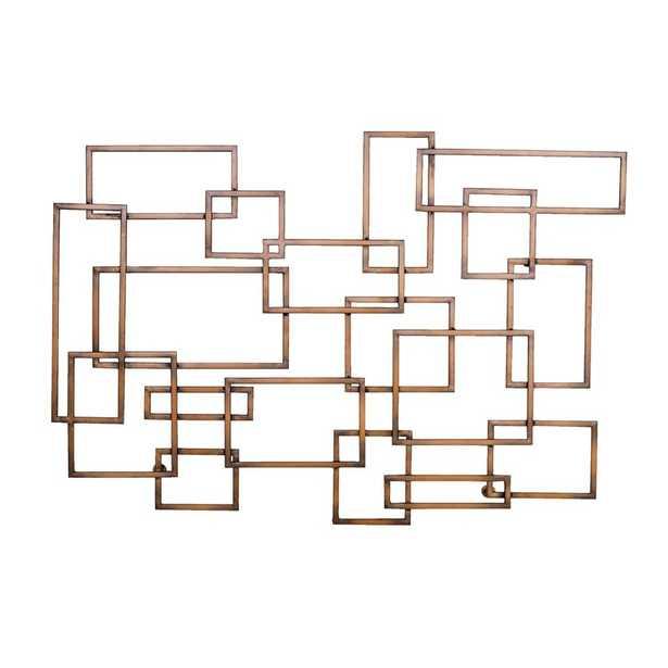 Abstract Wall Décor - Wayfair