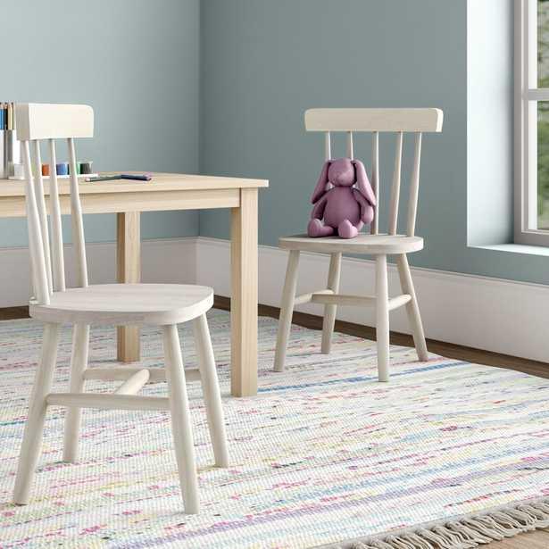 Lynn Kids Chair (Set of 2) - Wayfair