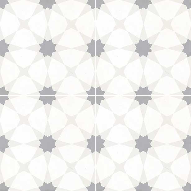 "Kenzzi Zoudia 8"" x 8"" Porcelain Field Tile/sq. ft. - Wayfair"
