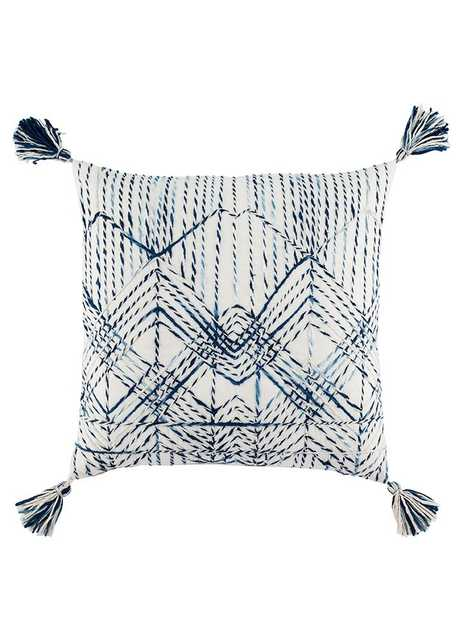 Nyx Pillow with Poly Insert - Collective Weavers