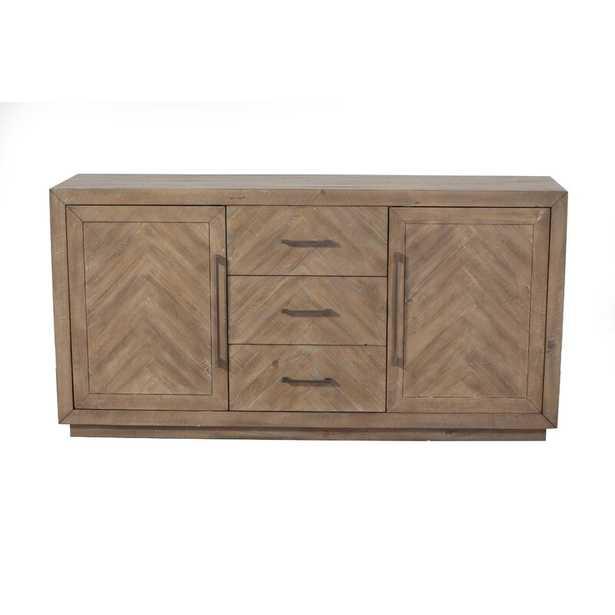 Niam 62'' Wide 3 Drawer Sideboard - Wayfair