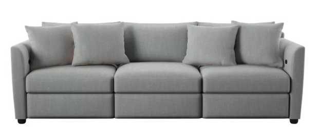 Georgia Reclining Sofa- Conversation Capri - Wayfair