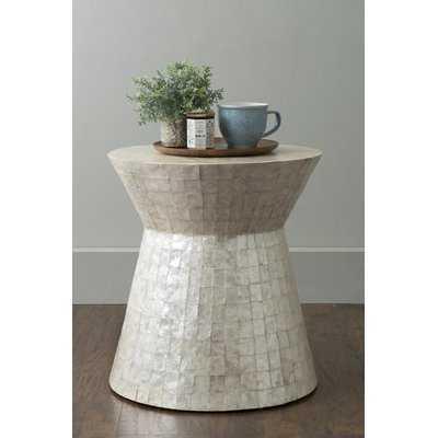 Courtnay End table - Wayfair