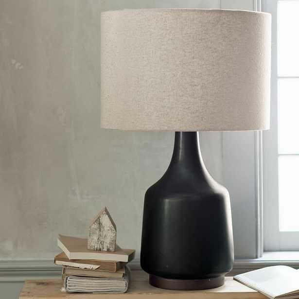 Morten Table Lamp, Black - West Elm