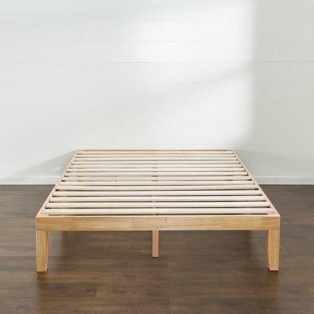 Bobek Wood Platform Bed Frame - Wayfair