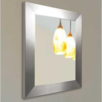 Wide Wall Modern & Contemporary Accent Mirror - Wayfair