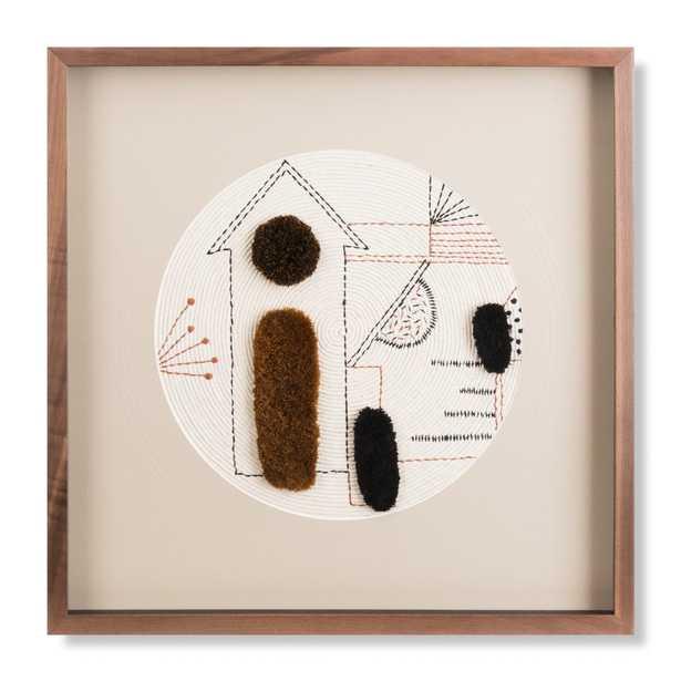 Inner City - Framed Art - Loma Threads