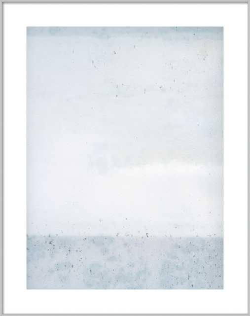 Overast - Soft Blues - Artfully Walls