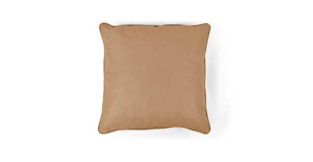 Belez Yuma Tan Pillow - Article