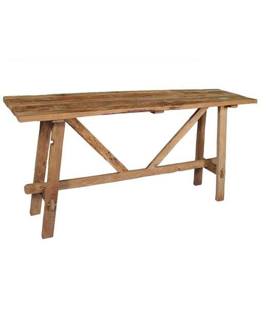 LUNA CONSOLE TABLE - McGee & Co.