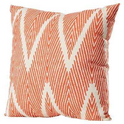 Oliver 100% Cotton Throw Pillow - Wayfair