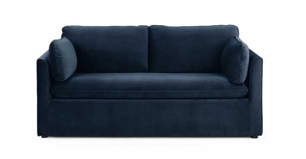 Oneira Tidal Blue Sleeper Sofa - Article