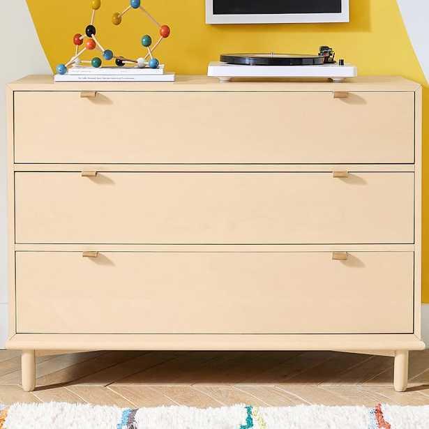 Nash 3-Drawer Dresser, Natural - West Elm