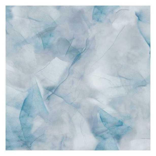 Watercolor Silks Premium Peel and Stick Wallpaper - York Wallcoverings