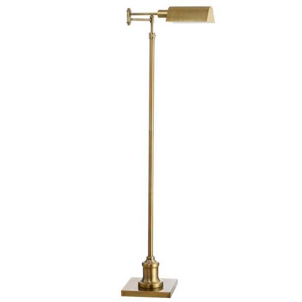 """Alaniz 65"""" Task/Reading Floor Lamp - Birch Lane"""