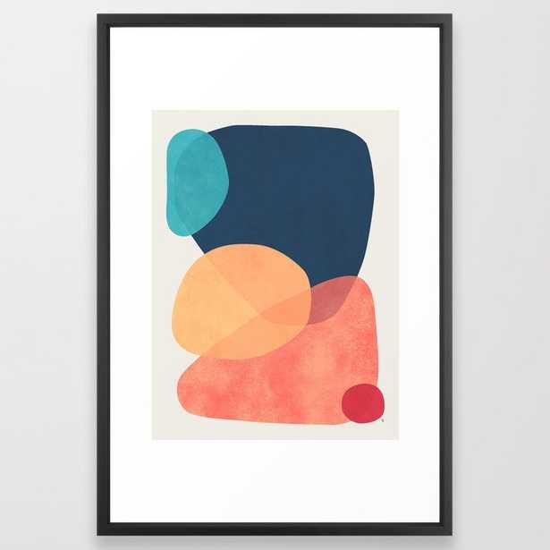 Deva Framed Art Print - Society6