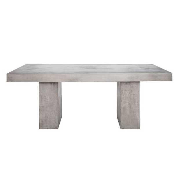 "Dinsmore Rectangular 30.3"" Table - Wayfair"