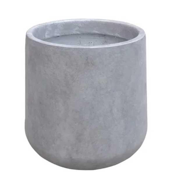 Williston forge cement planter - Wayfair