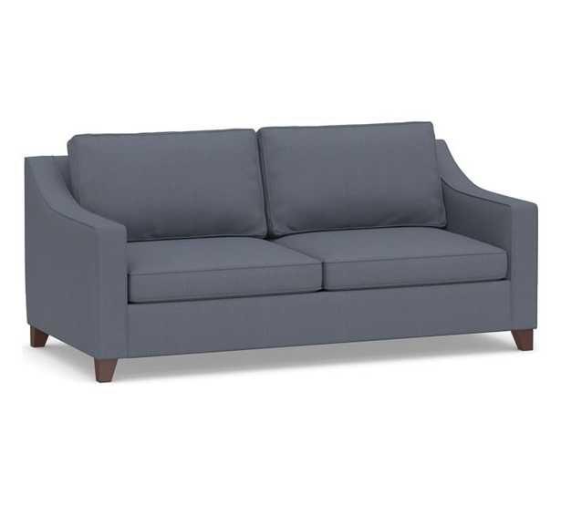Cameron Slope Arm Deep Seat Upholstered Sofa - Pottery Barn