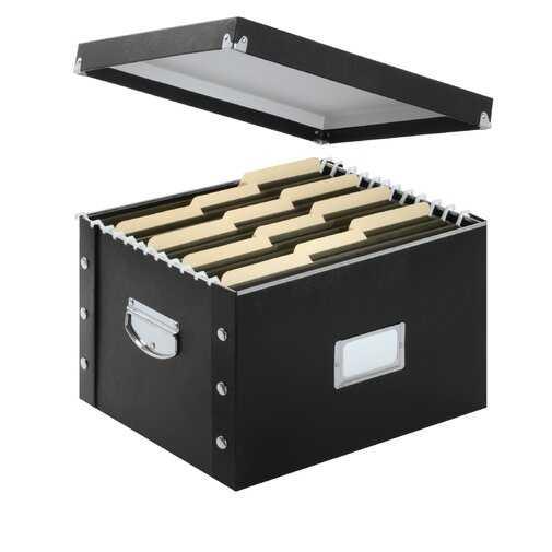 Letter/Legal Size File Box - Wayfair
