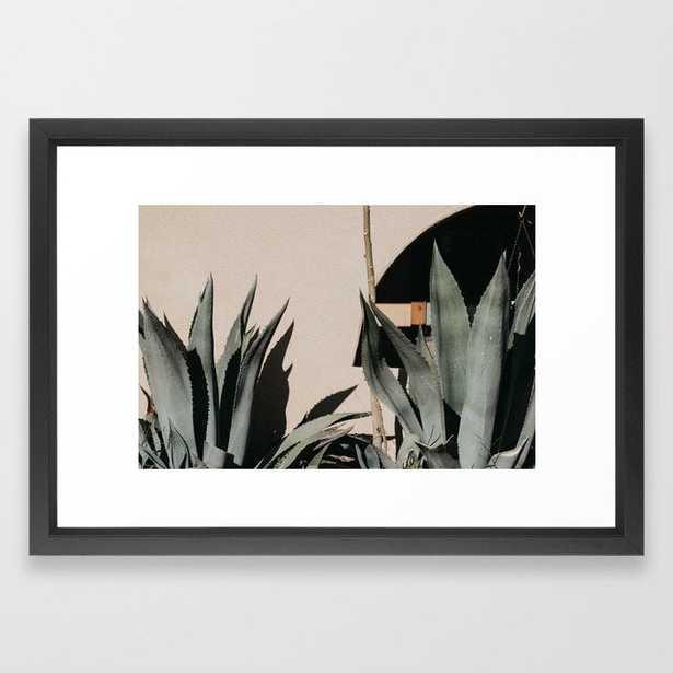 Cacti Framed Art Print - Society6