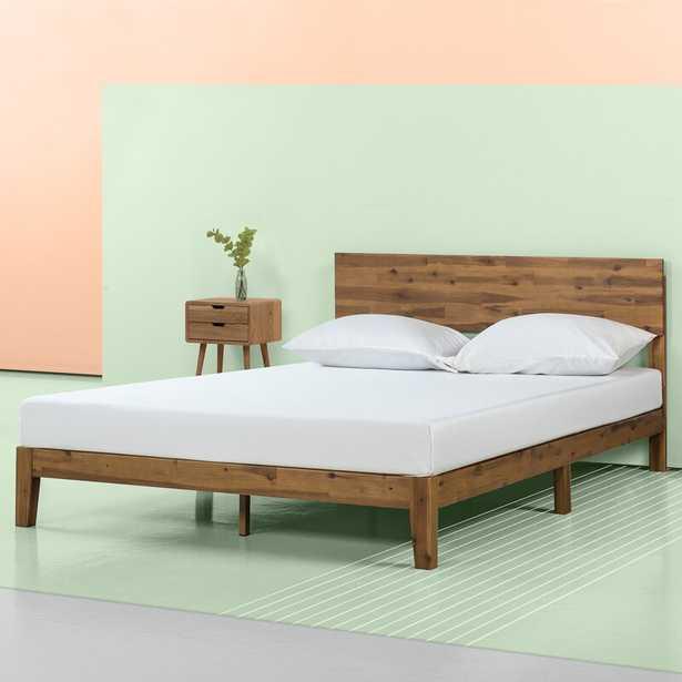Tara Platform Bed Queen - AllModern